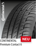 Sommer-Reifen Continental PremiumContact 6