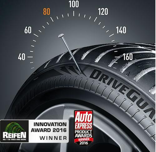 Sommer-Reifen Bridgestone Driveguard RFT
