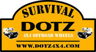 Nabenkappen DOTZ Survival Off-Road